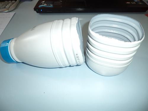 Activit s du mois - Decorer une bouteille en plastique ...