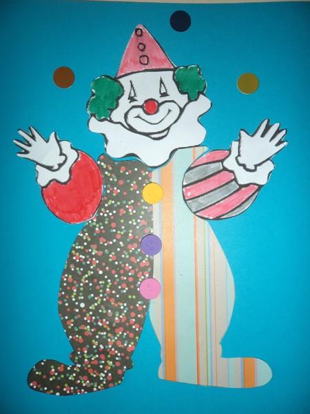 Activit s du mois - Photo de clown a imprimer ...