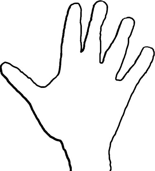 Activit s du mois - Dessin main enfant ...